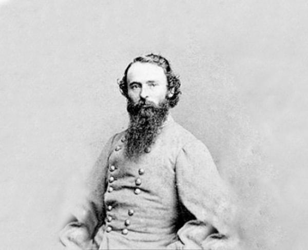 Portrait of James Fleming Fagan