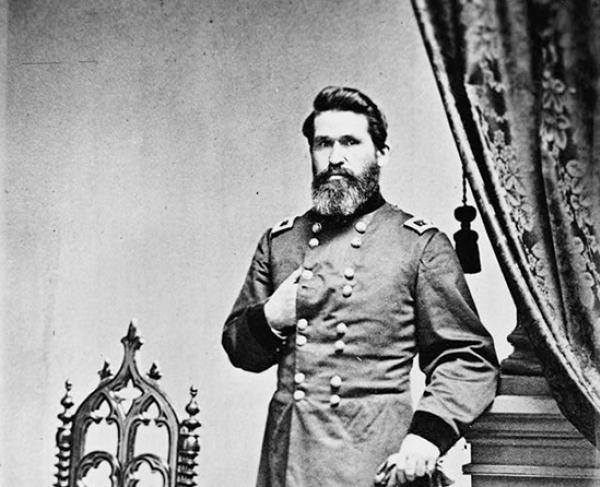 Portrait of James Gilpatrick Blunt