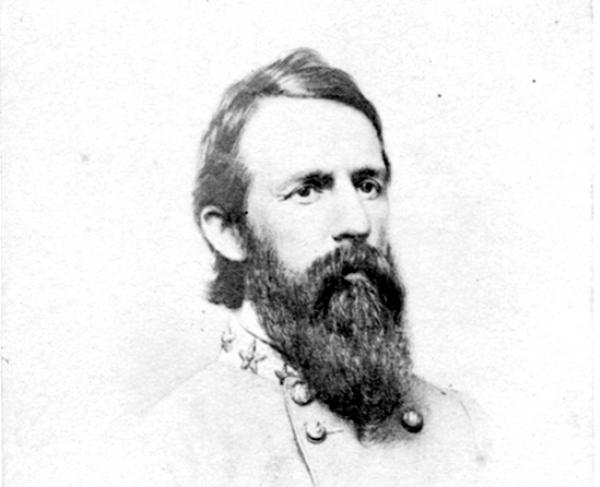 Portrait of James Jay Archer