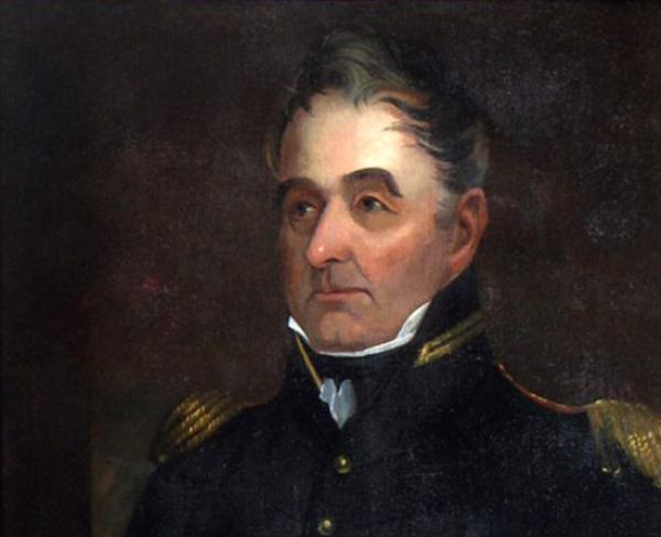 Portrait of James Winchester