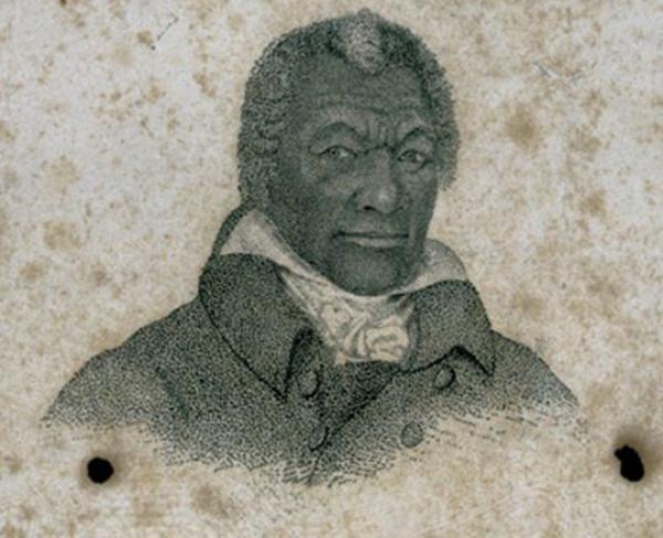 Portrait of James Armistead Lafayette