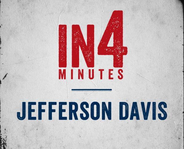Jefferson Davis In4 Square