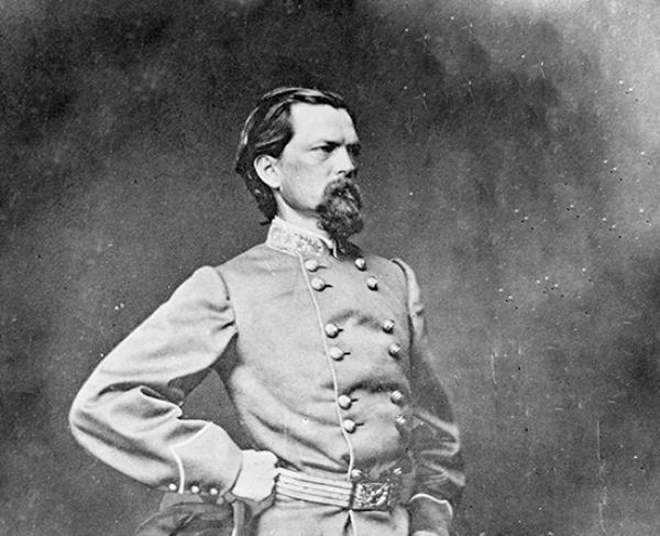 Portrait of John B. Gordon