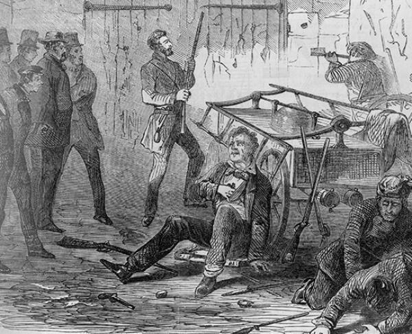 John Brown's Harpers Ferry Raid