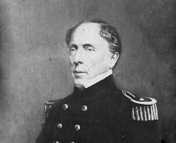 Portrait of John Buchanan Floyd
