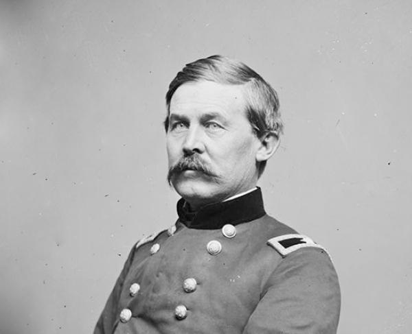 Portrait of John Buford