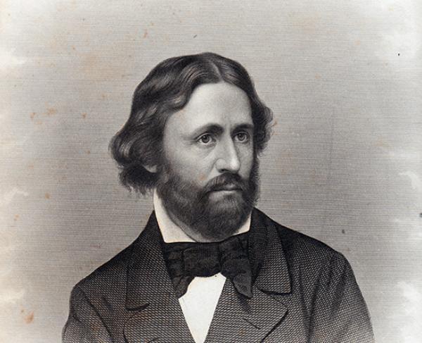 Portrait of John C. Frémont