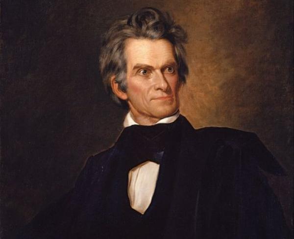 Portrait of John C. Calhoun