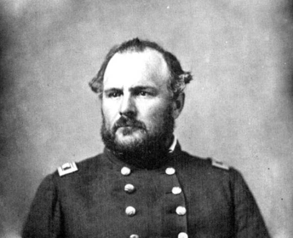 Portrait of John Chivington