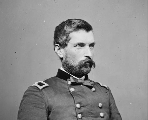 Portrait of John Gibbon