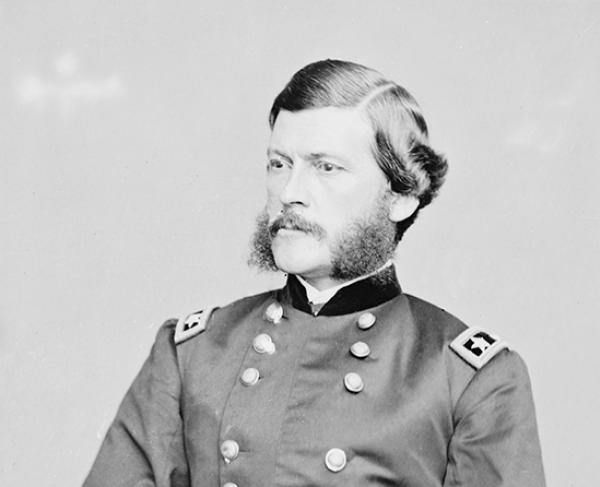 Portrait of John Grubb Parke