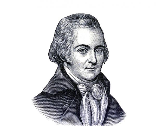 Portrait of Sir John Johnson