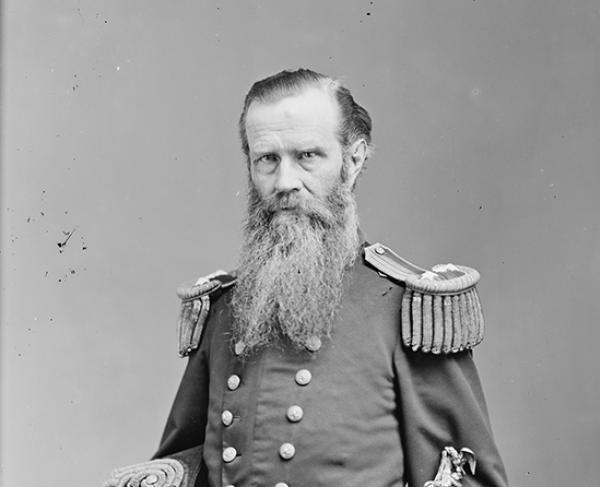 Portrait of John L. Worden