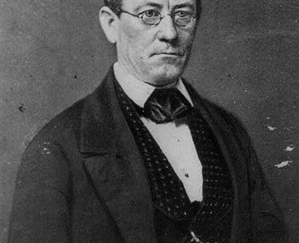 Portrait of John Letcher