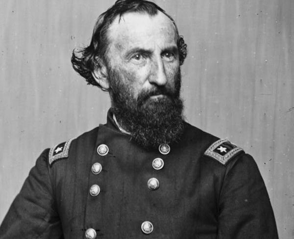 Portrait of John A. McClernand