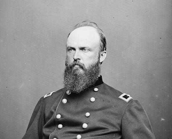 Portrait of John P. Slough