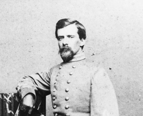 Portrait of John Pegram