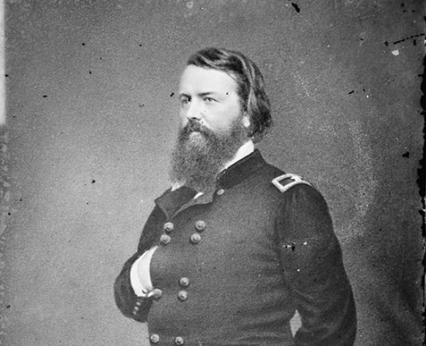 Portrait of John Pope