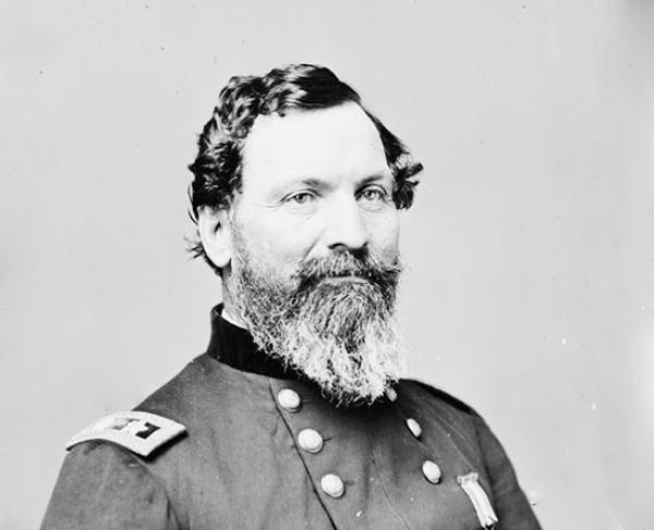 Portrait of John Sedgwick