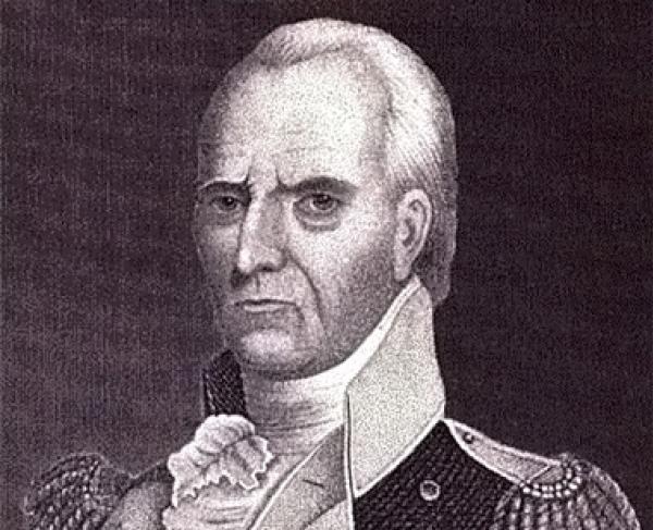 Portrait of John Stark