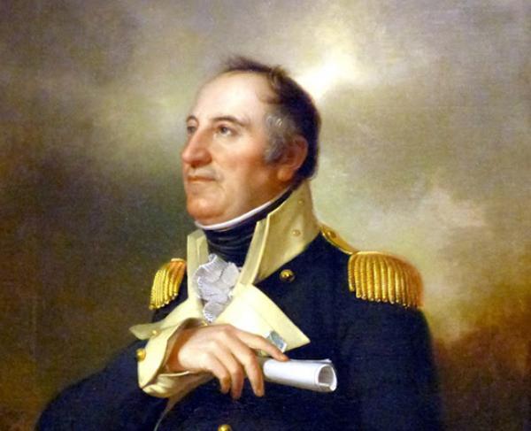 Portrait of John Stricker