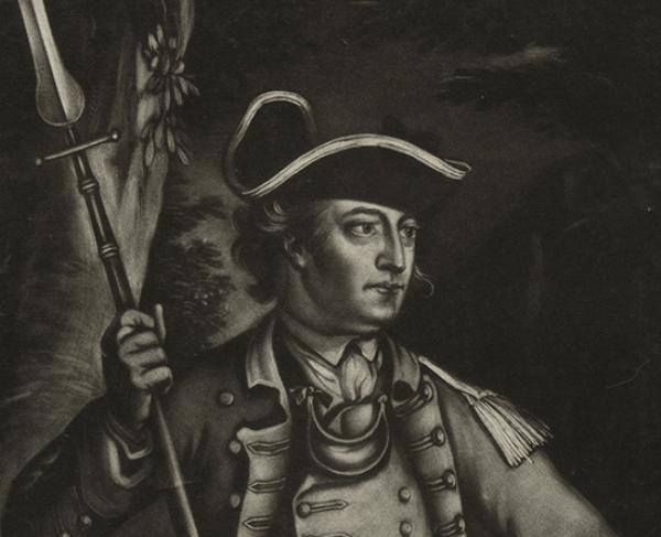 Portrait of John Sullivan