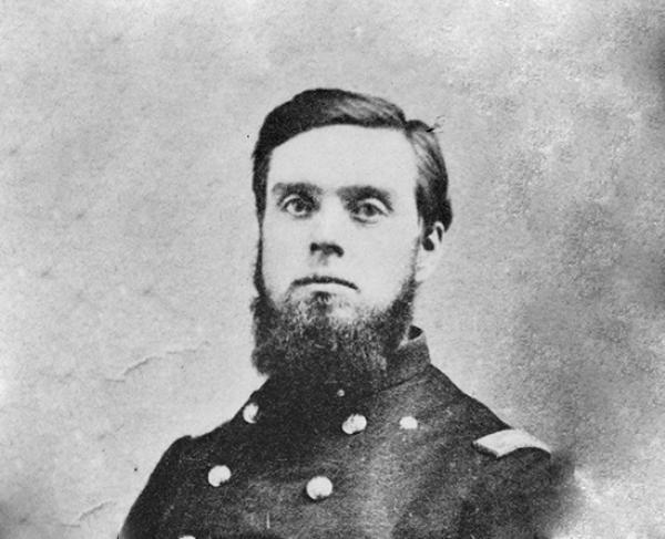 Portrait of John T. Wilder