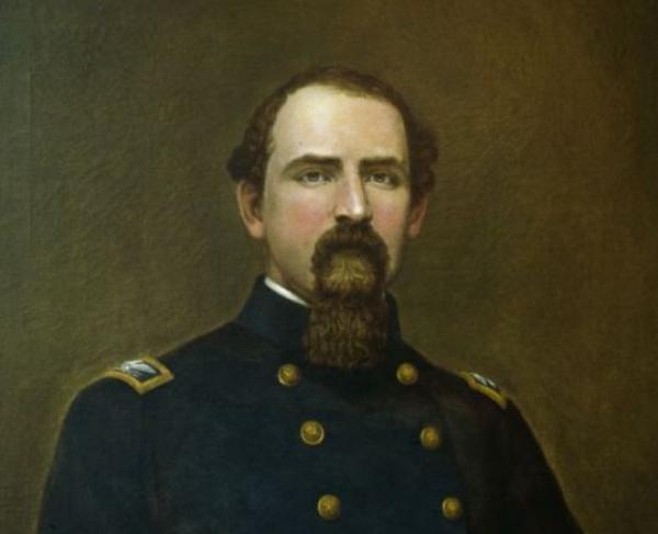 Portrait of John Wayles Jefferson
