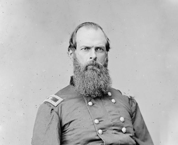 Portrait of John White Geary