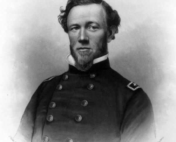 Portrait of Joseph Jones Reynolds