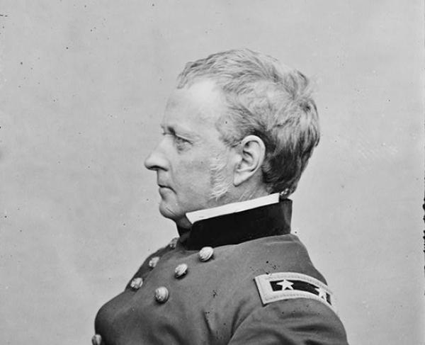 Portrait of Joseph Hooker