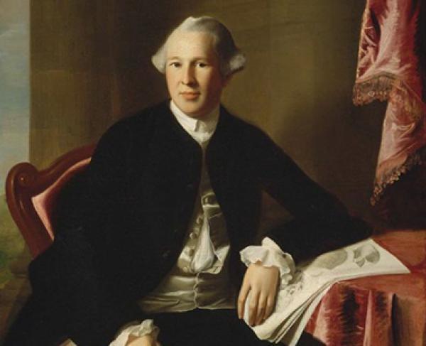 Portrait of Joseph Warren