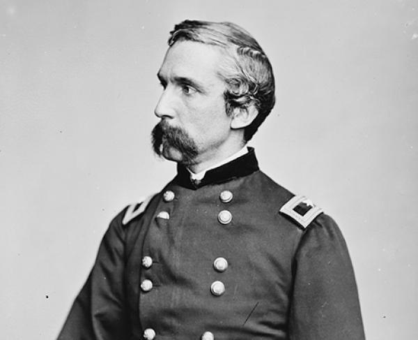 Portrait of Joshua Lawrence Chamberlain