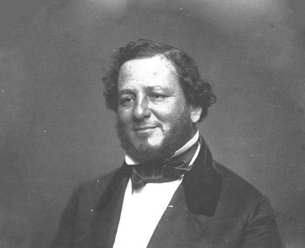 Portrait of Judah Phillip Benjamin