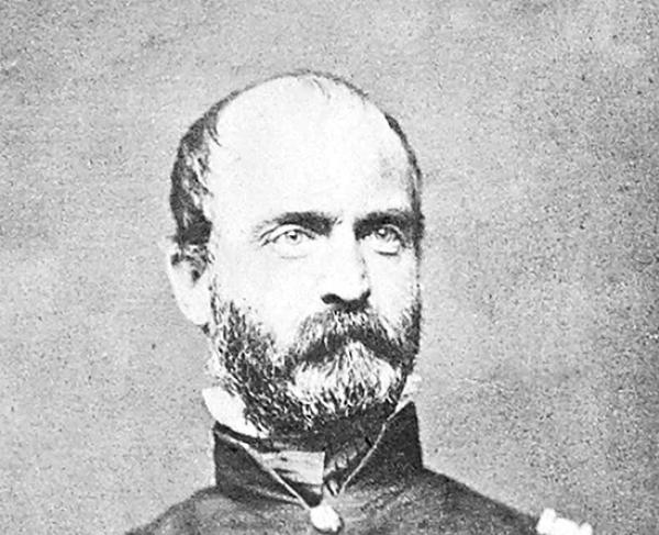 Portrait of Lewis Armistead