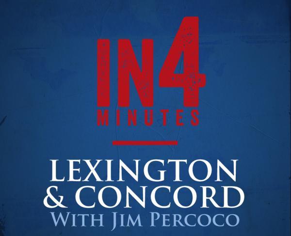 Lexington and Concord In4 Square