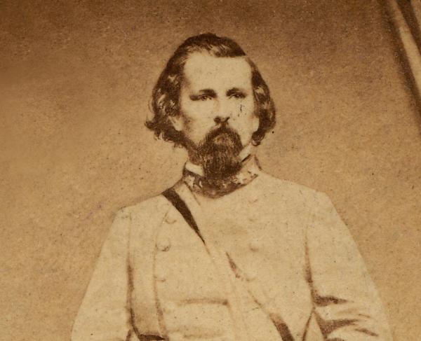 Portrait of Lloyd Tilghman