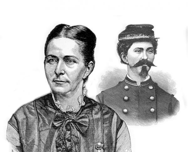 Portrait of Loreta Janeta Velazquez