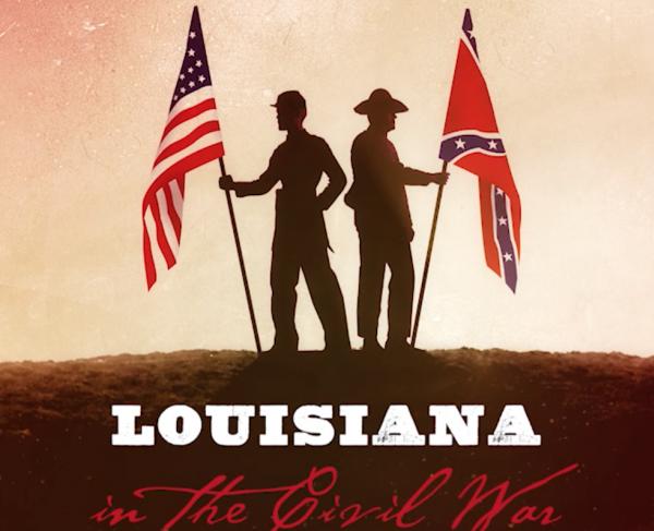 Louisiana in the Civil War Square