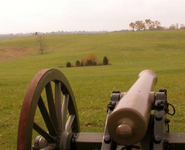 Lumsden's Confederate Battery