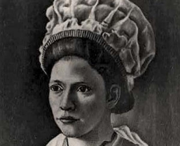 Portrait of Lydia Barrington Darragh