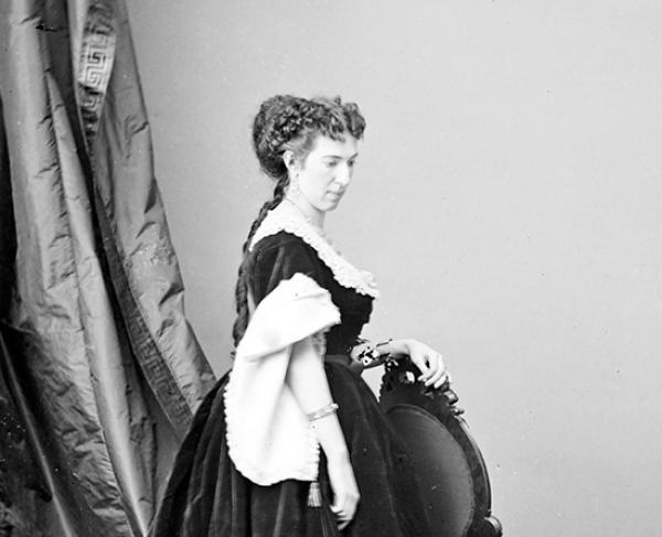 "Portrait of Maria ""Belle"" Boyd"