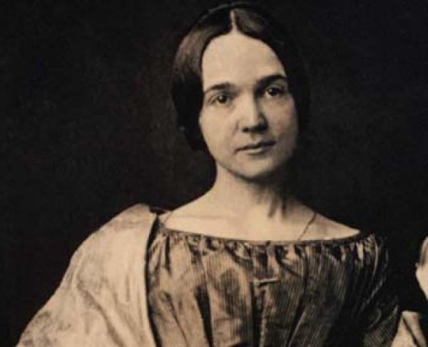 Portrait of Mary Chesnut