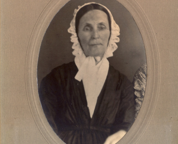 Portrait of Mary Thompson