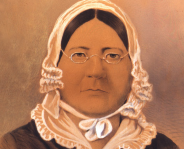 Portrait of Mary Young Pickersgill
