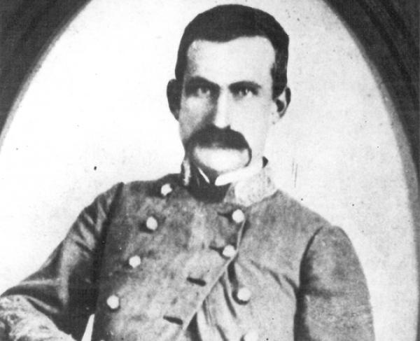 Portrait of John McCausland Jr.