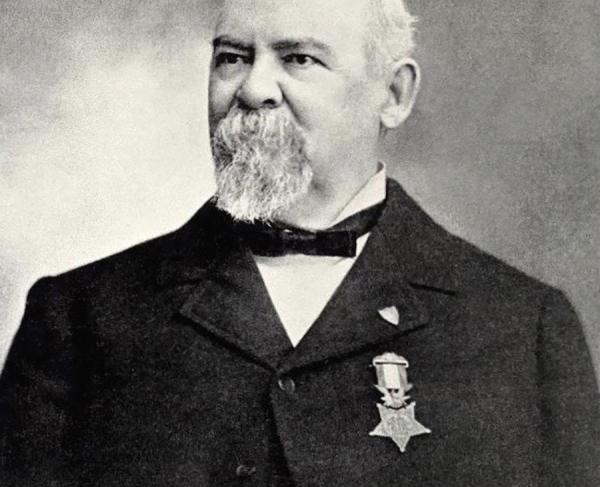 George W Mears Portrait