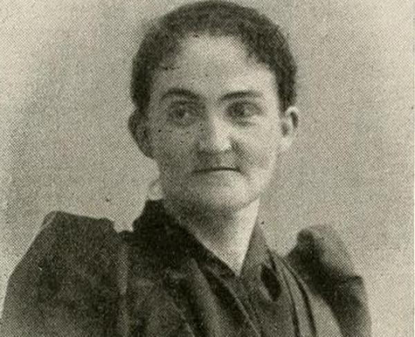 Portrait of Mildred Lewis Rutherford