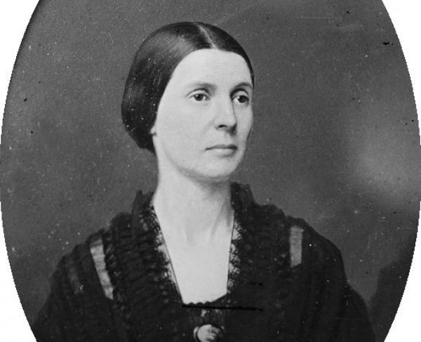 Portrait of Rose O'Neal Greenhow