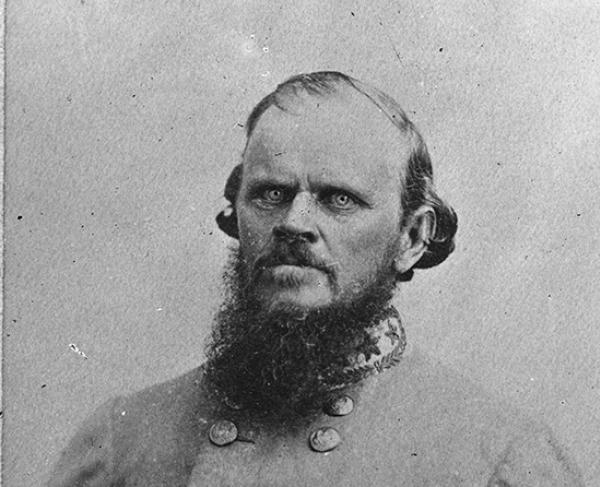 Portrait of Nathan G. Evans